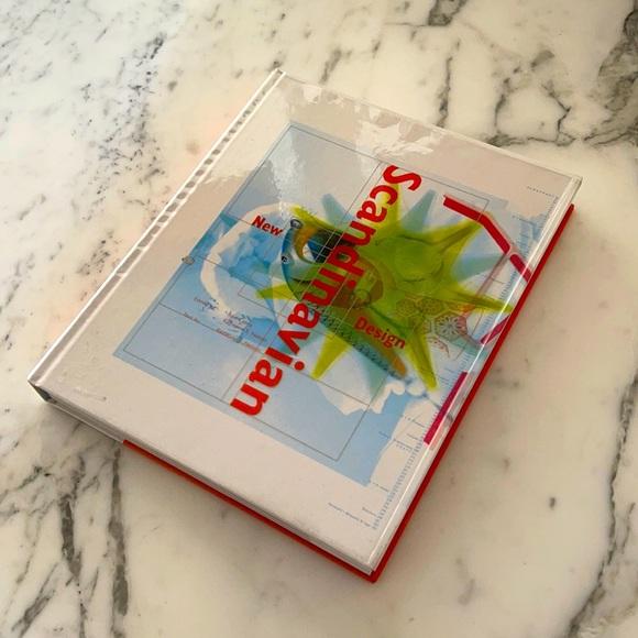 New Scandinavian Design Hardcover Book